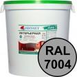 Краска интерьерная для стен серая RAL 7004 ВДАК-202 EURO - евробак 45 кг