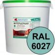 Краска интерьерная для стен бирюзовая RAL 6027 ВДАК-202 EURO - евробак 45 кг