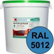 Краска интерьерная для стен голубая RAL 5012 ВДАК-202 EURO - евробак 42 кг