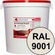 Краска интерьерная для стен кремовая RAL 9001 ВДАК-202 PREMIUM - евробак 45 кг