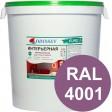 Краска интерьерная для стен лавандовая RAL 4001 ВДАК-202 EURO - евробак 42 кг