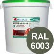 Краска интерьерная для стен оливковая RAL 6003 ВДАК-202 EURO - евробак 42 кг