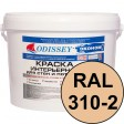 Краска интерьерная для стен персиковая RAL 310-2 ВДАК-202 ECON - ведро 15 кг