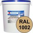 Краска интерьерная для стен песочная RAL 1002 ВДАК-202 ECON - евробак 42 кг