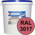 Краска интерьерная для стен розовая RAL 3017 ВДАК-202 ECON - евробак 42 кг