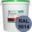 Краска интерьерная для стен серо-голубая RAL 5014 ВДАК-202 EURO - евробак 42 кг