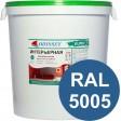 Краска интерьерная для стен синяя RAL 5005 ВДАК-202 EURO - евробак 42 кг