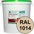 Краска интерьерная для стен слоновая кость RAL 1014 ВДАК-202 EURO - евробак 45 кг