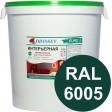 Краска интерьерная для стен темно-зеленая RAL 6005 ВДАК-202 EURO - евробак 42 кг