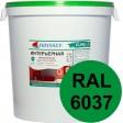 Краска интерьерная для стен зеленая RAL 6037 ВДАК-202 EURO - евробак 42 кг