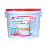 Герметик полиуретановый ODISSEY PU-2K - 12,5 кг