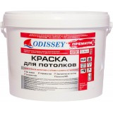 Краска для потолков снежно-белая ВДАК-201 PREMIUM класса КМ1 - 15 кг
