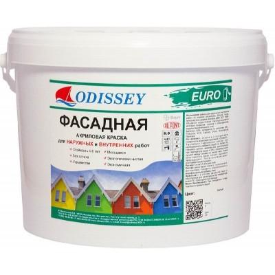 Краска фасадная ВДАК-104 ODISSEY EURO - 15 кг