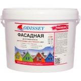 Фасадная краска белая ВДАК-104 ODISSEY PREMIUM - 15 кг