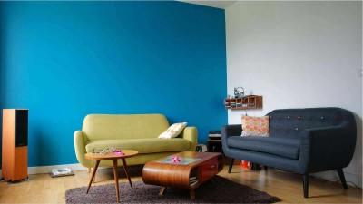 Интерьерная краска - виды, объекты применения, как выбрать, как наносить