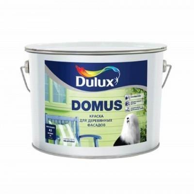 DULUX DOMUS - алкидная краска для деревянных фасадов