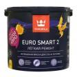 TIKKURILA EURO SMART 2 - база А - 2,7 литра