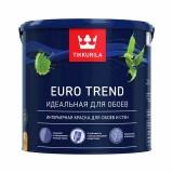 TIKKURILA EURO TREND - база C - 2,7 литра
