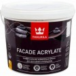 TIKKURILA FACADE ACRYLATE - База С - 2,7 литра