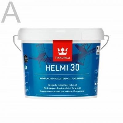 TIKKURILA HELMI 30 | ТИККУРИЛА ХЕЛМИ 30 - база А - 2,7 литра