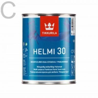 TIKKURILA HELMI 30 | ТИККУРИЛА ХЕЛМИ 30 - база С - 0,9 литра