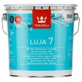 TIKKURILA LUJA 7 - база А - 2,7 литра