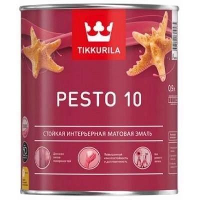TIKKURILA PESTO 10 - база А - 0,9 литра