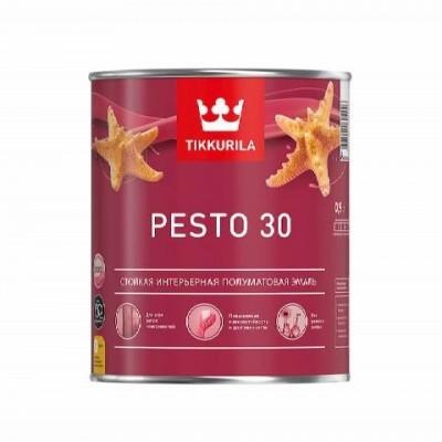 TIKKURILA PESTO 30 - база С - 0,9 литра