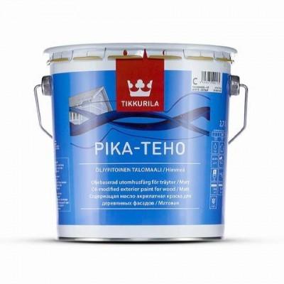 TIKKURILA PIKA-TEHO | ТИККУРИЛА ПИКА-ТЕХО - база А - 2,7 литра