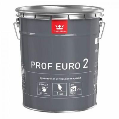 TIKKURILA PROF EURO 2 - база VVA - 18 литров