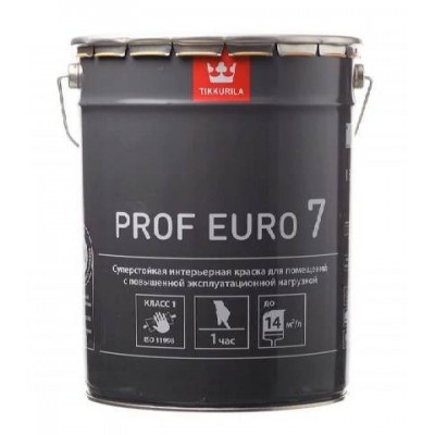 TIKKURILA PROF EURO 7 - база С - 18 литров