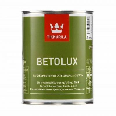 TIKKURILA BETOLUX | ТИККУРИЛА БЕТОЛЮКС - база С - 0,9 литров