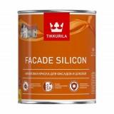 TIKKURILA FACADE SILICON - база А - 0,9 литра
