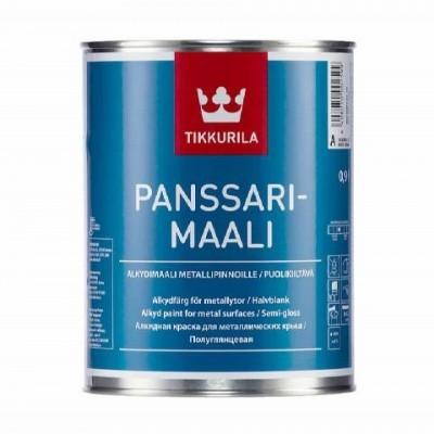 TIKKURILA PANSSARIMAALI | ТИККУРИЛА ПАНССАРИМААЛИ - база А - 0,9 литра