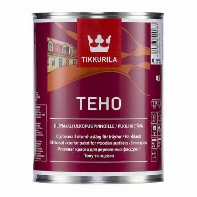 TIKKURILA TEHO   ТИККУРИДА ТЕХО - база А - 0,9 литра
