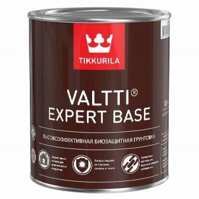 TIKKURILA ВАЛТИ ЭКСПЕРТ БЕЙС - высокоэффективная биозащитная грунтовка