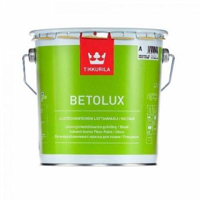 TIKKURILA BETOLUX | ТИККУРИЛА БЕТОЛЮКС - база С - 2,7 литра