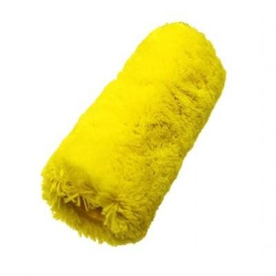 Валик полиакрил жёлтый 180/230 мм