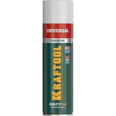 Пена монтажная KRAFTOOL KraftFlex PREMIUM UNIVERSAL