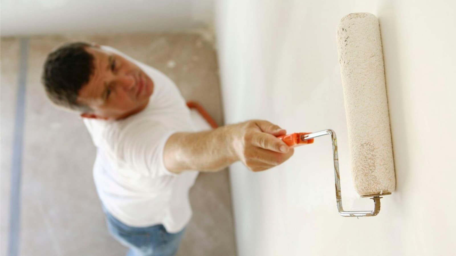 Как грунтовать стены - инструкция по нанесению грунтовки